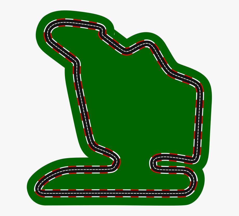 Formula 1 Clipart Racetrack.