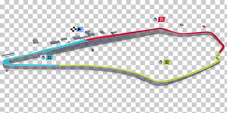 Knockhill Racing Circuit Project CARS 2 Race track Autodromo.