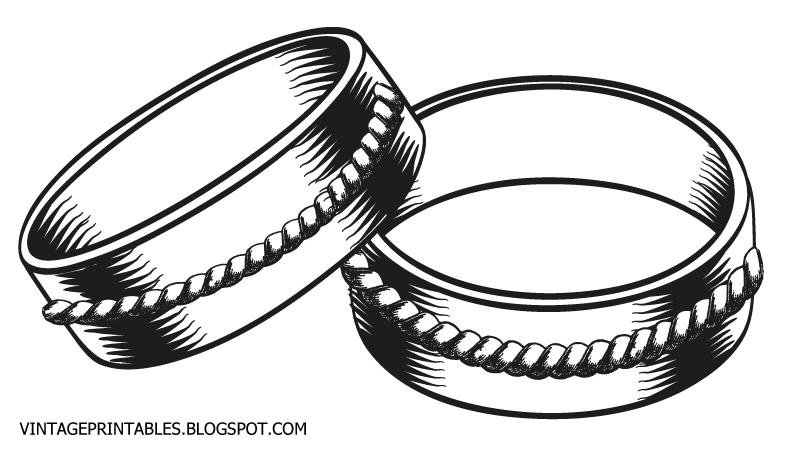 Wedding rings clip art tumundografico 2.