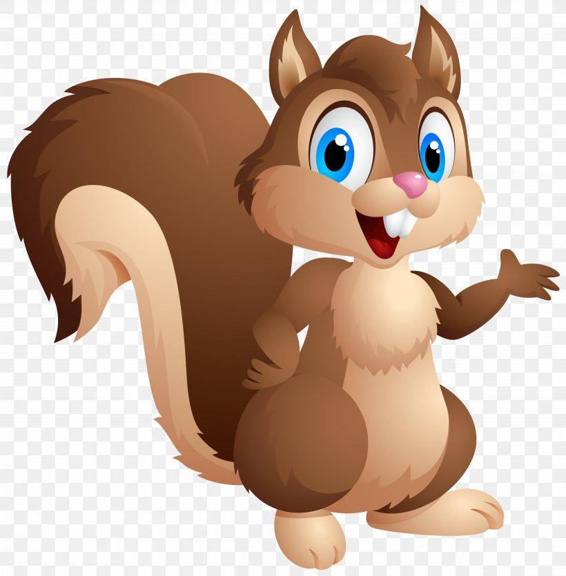 Chipmunk Cartoon Eastern Gray Squirrel Clip Art, PNG.