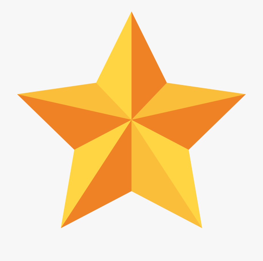 Star Image Icon.