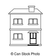 Two story house Illustrations and Clipart. 374 Two story house.