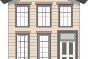 Two story house clipart 3 » Clipart Portal.