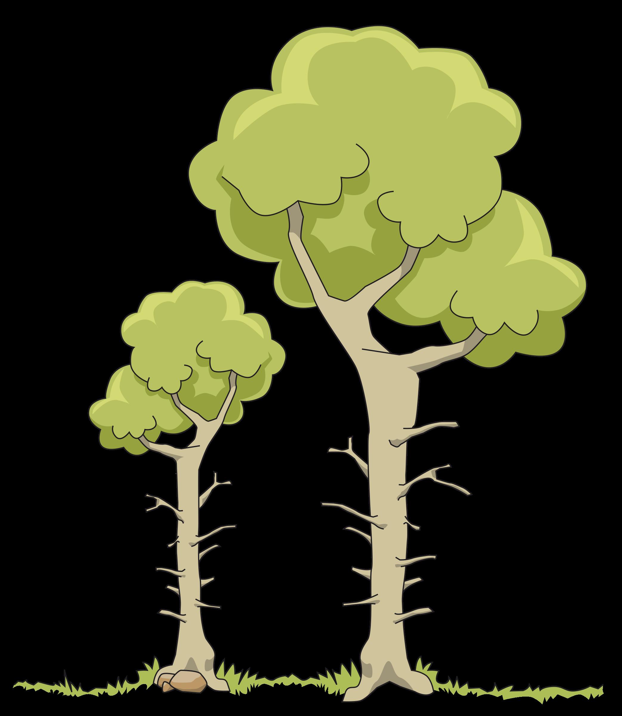 Clipart trees social media, Clipart trees social media.