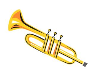 2 trumpet clipart Transparent pictures on F.