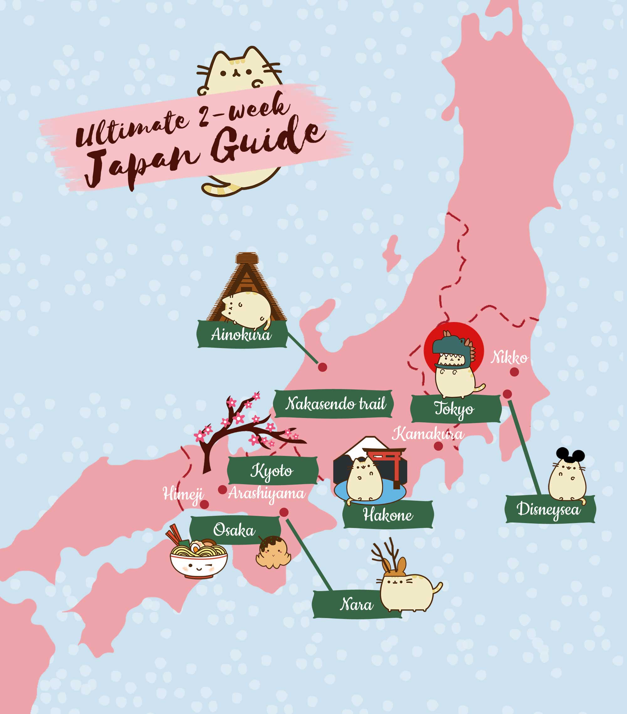 Ultimate) Japan Guide: What to visit, eat and shop in 2.