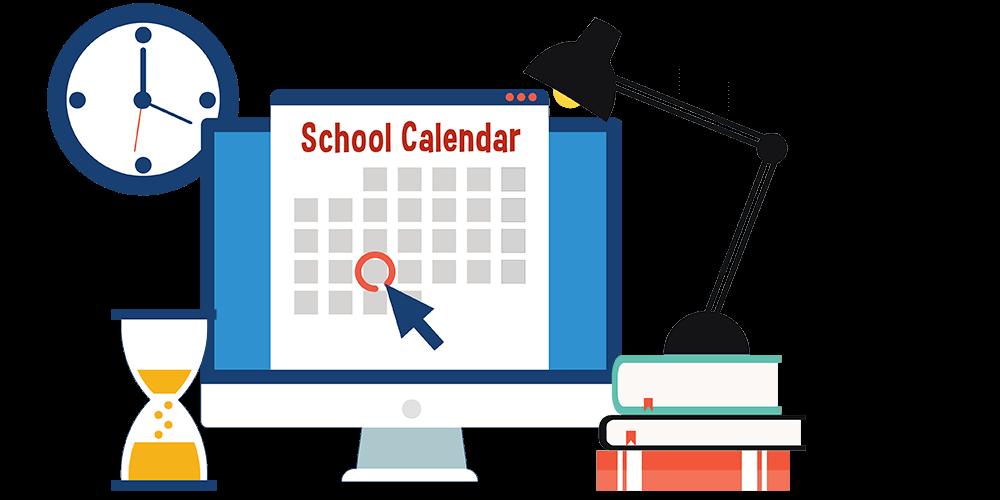 School Calendars.