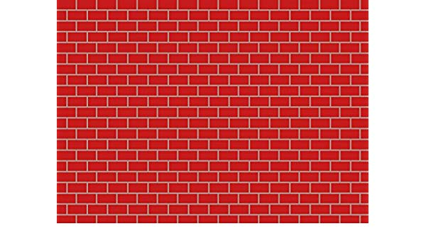 Amazon.com: Home Comforts LAMINATED POSTER Red Brick Wall.