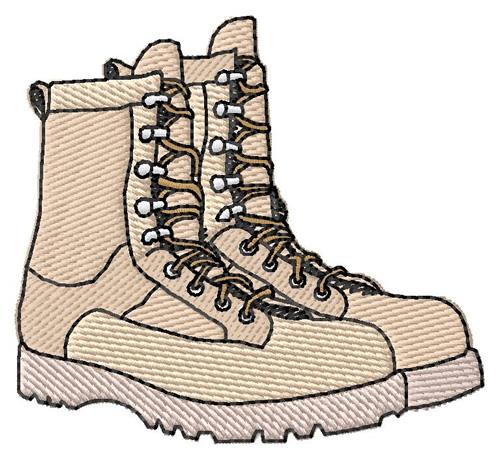 Combat boots clipart 2 » Clipart Station.