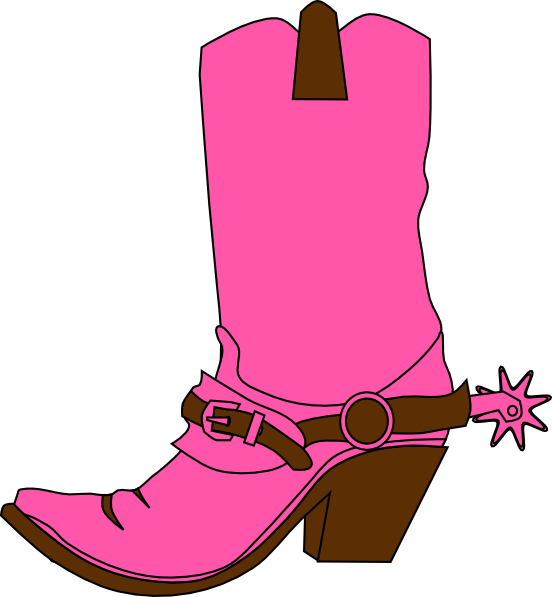 Cowboy boots clip art free stock photo public domain.