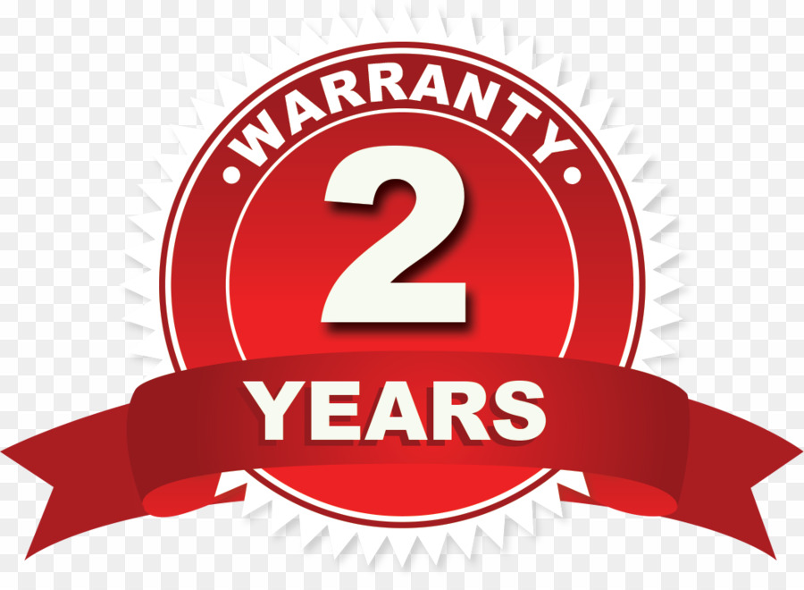 2 Year Warranty Logo PNG Extended Warranty Clipart download.