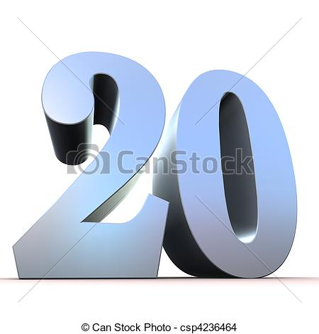 Number 20 Illustrations and Clipart. 1,907 Number 20 royalty free.