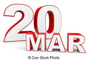 20th march Clipart and Stock Illustrations. 65 20th march.