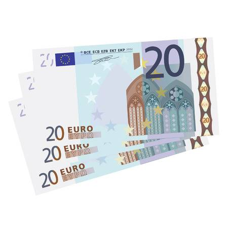 0 20 Euro Stock Vector Illustration And Royalty Free 20 Euro Clipart.