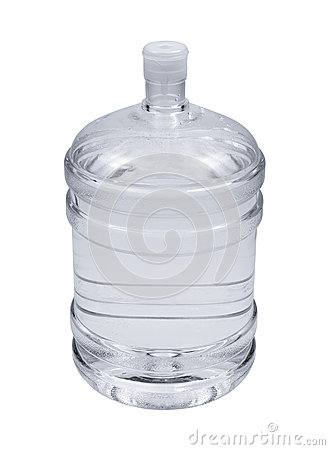 Gallon Water Royalty Free Stock Images.