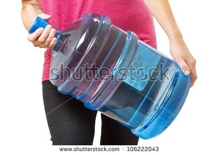 20 gallon drinking water clipart.
