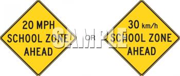 Similiar Stop Ahead Signs 20 Mph Keywords.