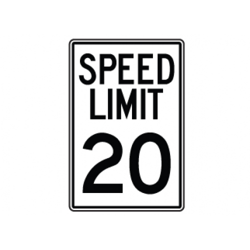 Speed Limit Pictures.