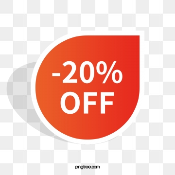 20 Off Png, Vector, PSD, and Clipart With Transparent Background for.