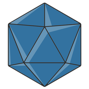 20 sided dice clipart, cliparts of 20 sided dice free.