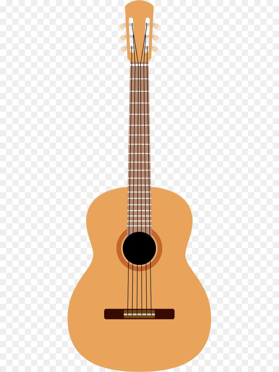 Ukulele Acoustic guitar Clip art.
