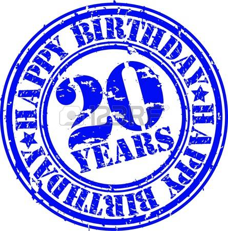 0 20 Years Stock Illustrations, Cliparts And Royalty Free 20 Years.