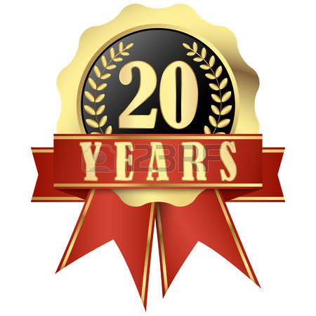20 year clipart clipground