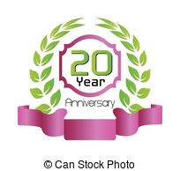 20 years Vector Clipart EPS Images. 708 20 years clip art vector.