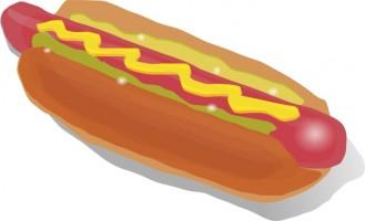 Sandwich Clipart #200.