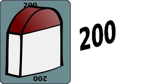 K 200 Clipart.