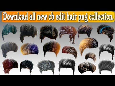 Download all new cb edit hair png.