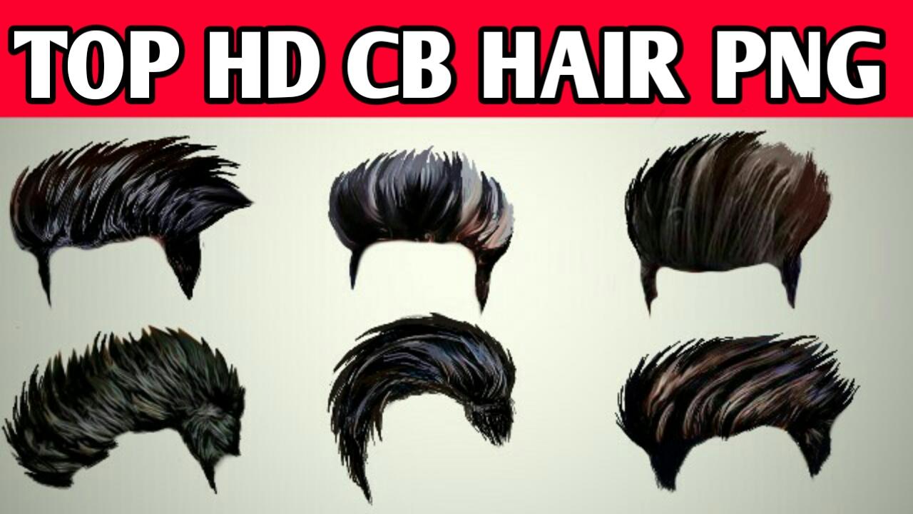 Top CB Hair Png Download.