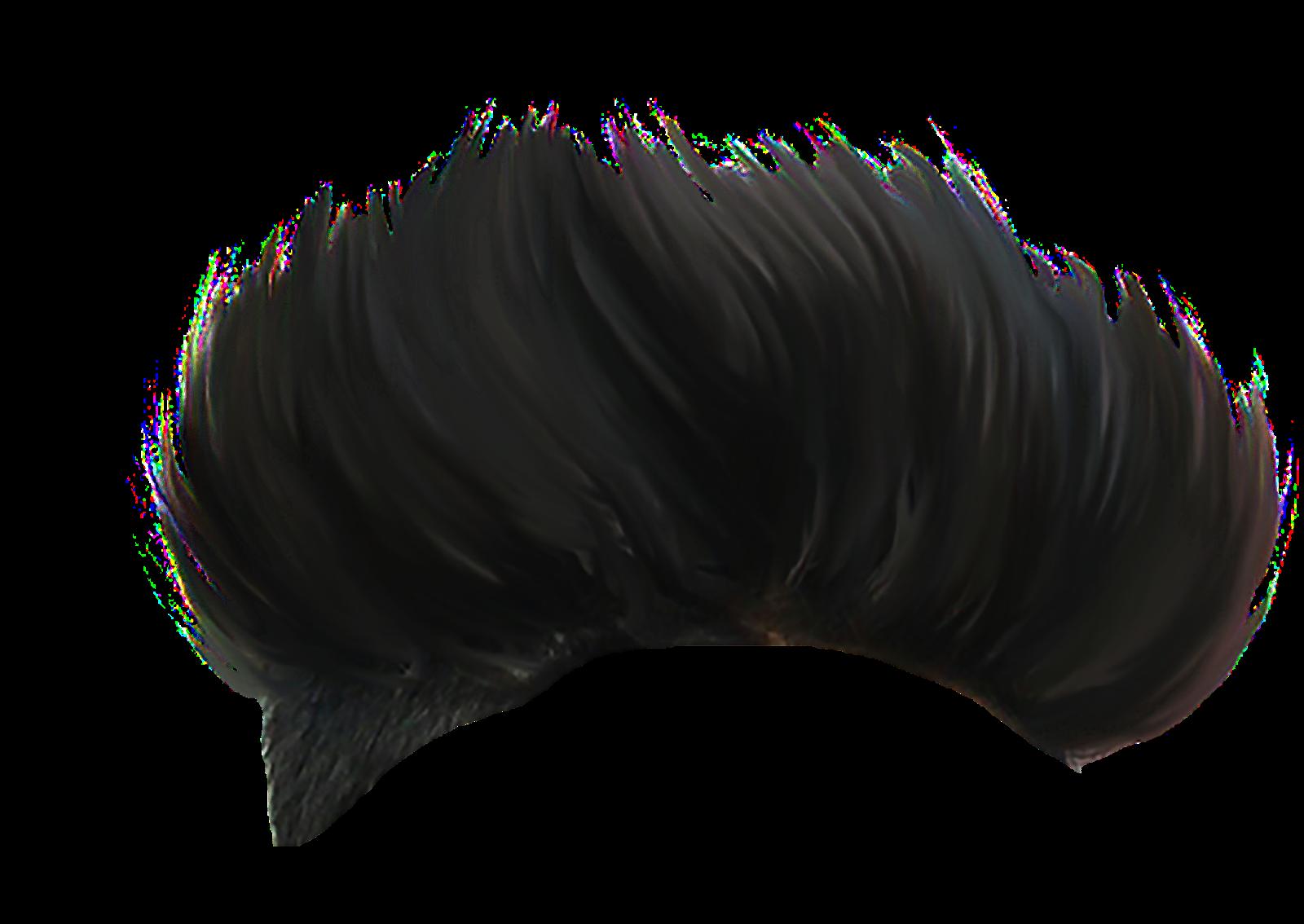 PICSART HAIR PNG FULL HD.