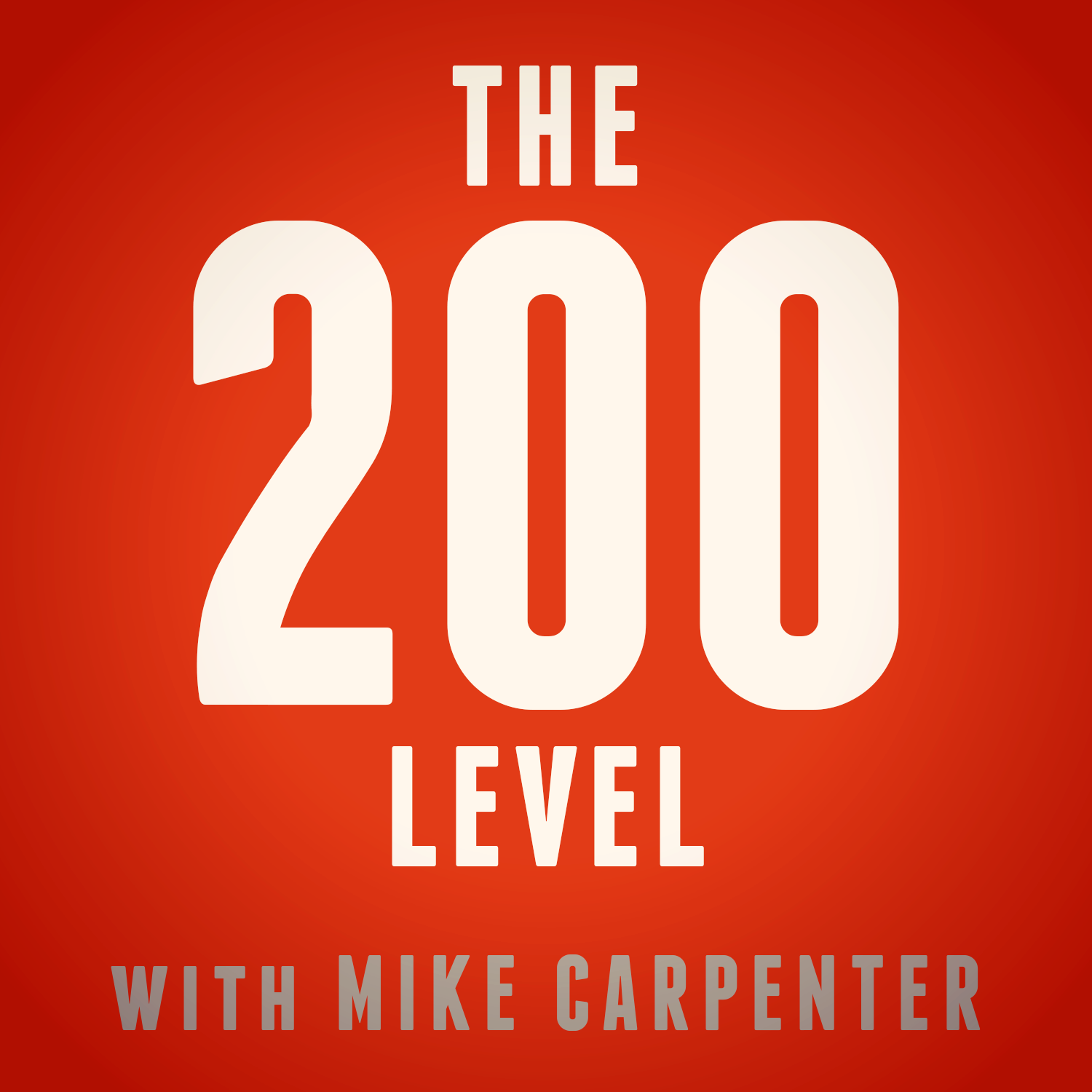 The 200 Level: A Most Consequential Year.