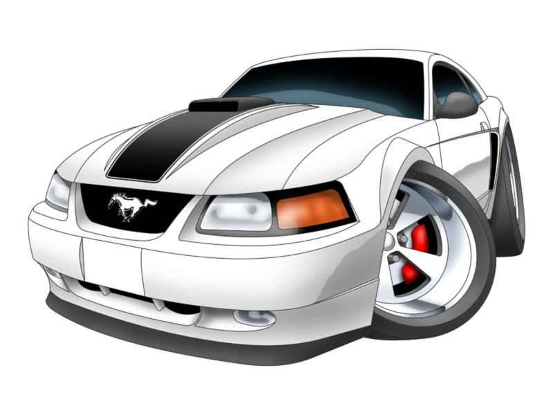 Free Cartoon Mustang Horse, Download Free Clip Art, Free.