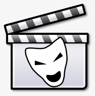 Free Movie Reel Clip Art with No Background , Page 2.