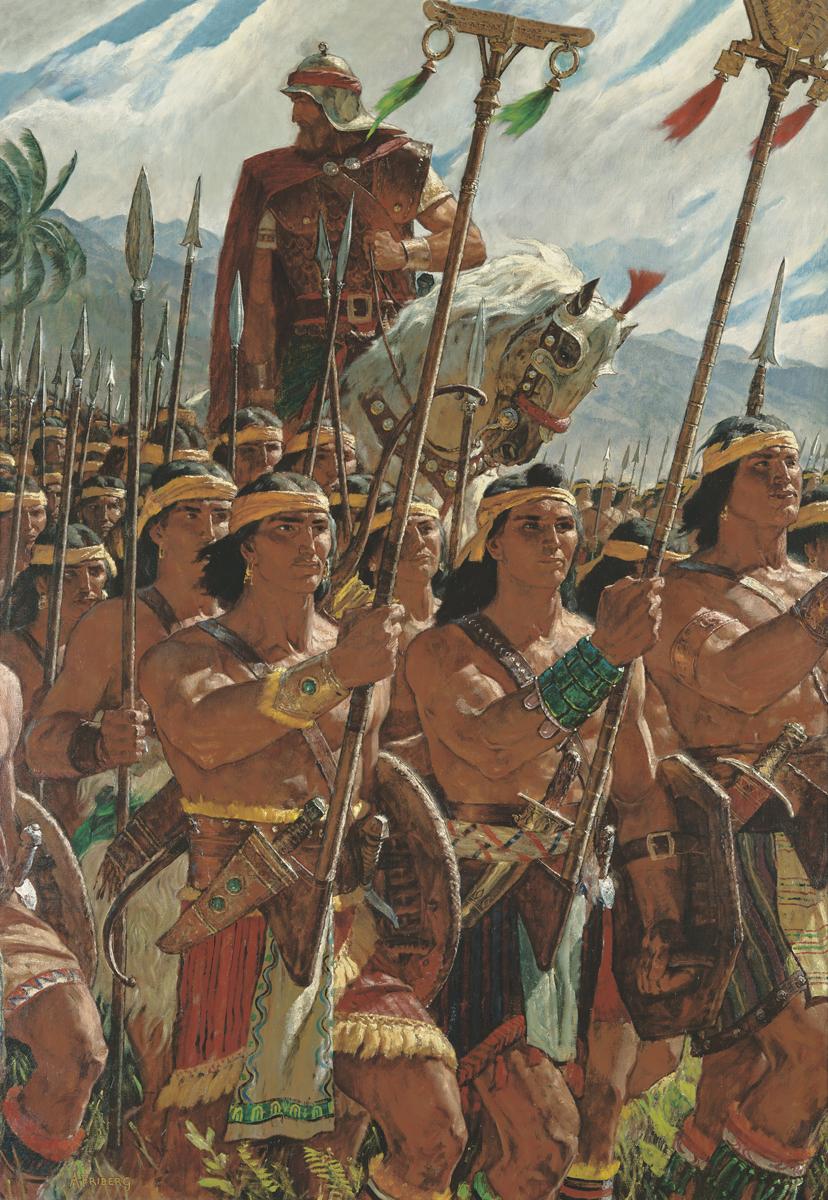 Stripling Warriors.