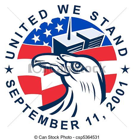 September 11 2001 clipart.