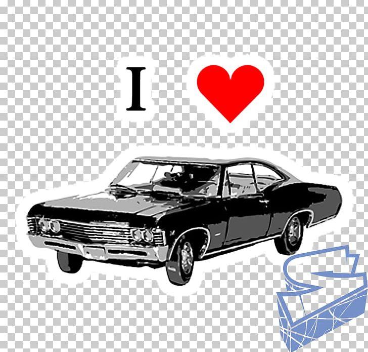 Chevrolet Impala Classic Car PNG, Clipart, Automotive Design.