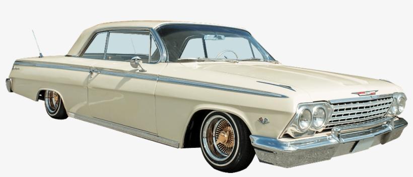 1962 Chevrolet Impala Ss Hardtop.
