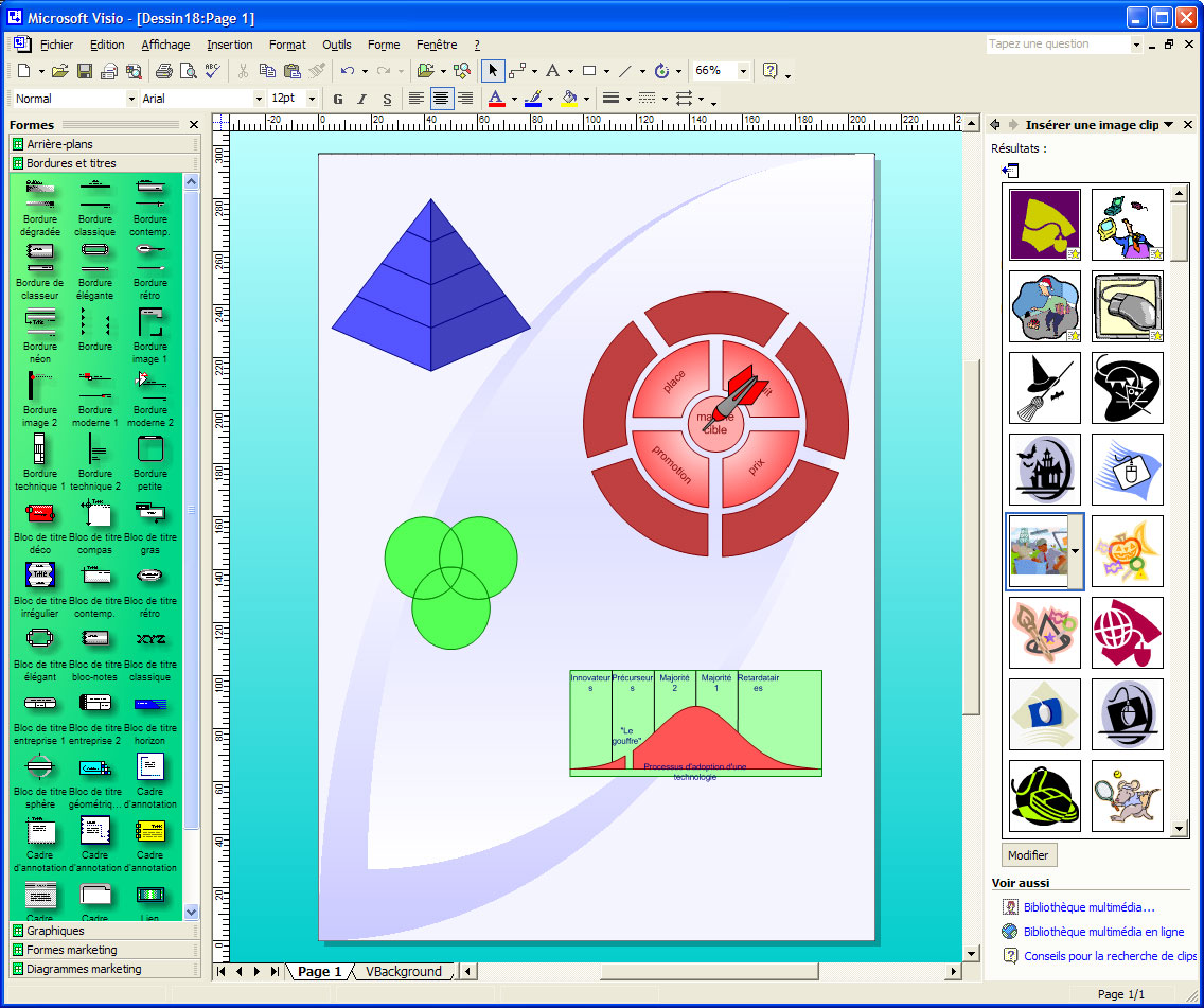 Live Microsoft Gallery Clipart.