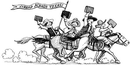 Read Across Texas! 2002 Texas Reading Club.
