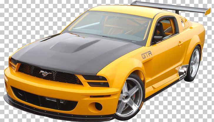2004 Ford Mustang Car Nissan GT.