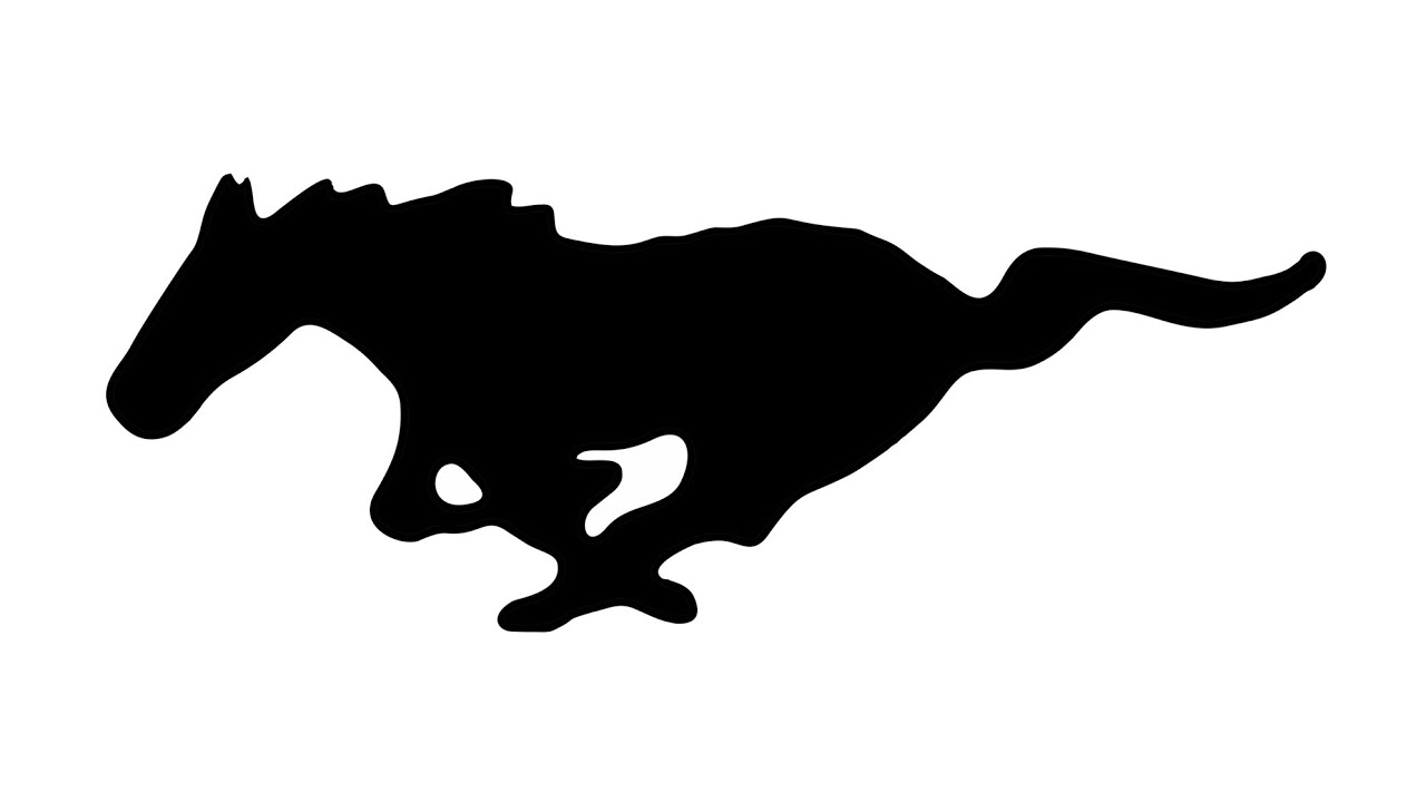 Ford Mustang Silhouette at GetDrawings.com.