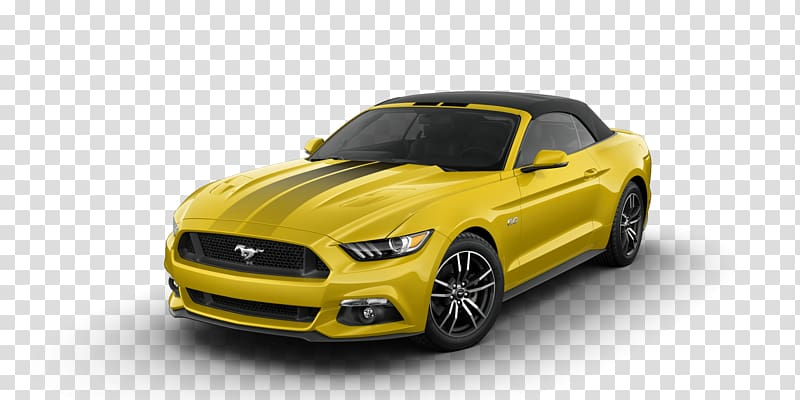 Ford Motor Company Car 2017 Ford Mustang Convertible, bed.