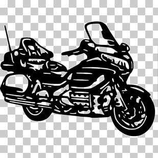Goldwing motorcycle clipart clipart images gallery for free.