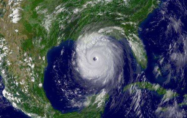Hurricanes Katrina and Rita Could Explain Half of New Orleans.