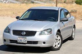 Used 2006 Nissan Altima S for sale in Santa Clarita, CA.