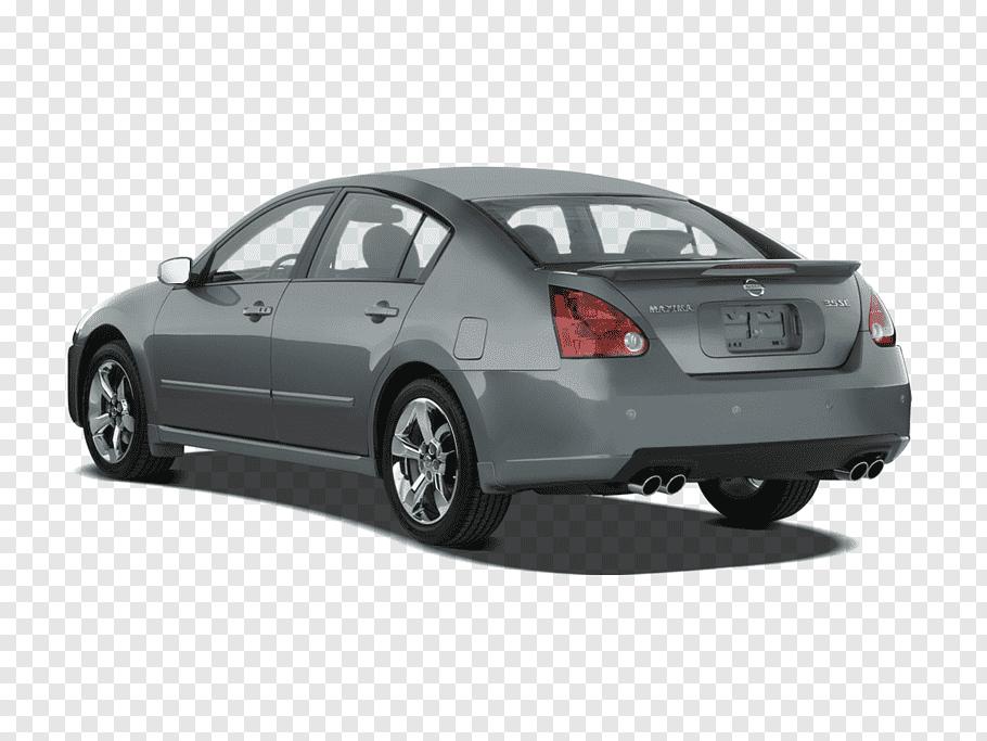 2008 Nissan Altima cutout PNG & clipart images.