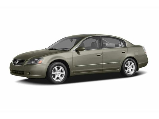 2006 Nissan Altima 2.5 S Sedan.